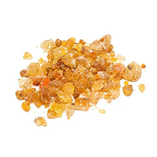 aqasha Copal de goma prémium, resina ahumada seca durante décadas, resina fósil, resina de copal,...
