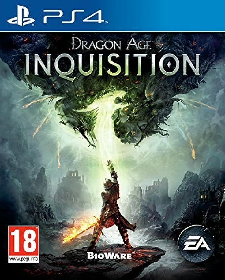 泥沼ベーリング海峡紳士Dragon Age Inquisition (PS4) by Electronic Arts [並行輸入品]