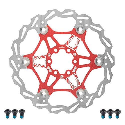 Chooee Disco de Freno 160mm,Bicicleta Freno Rotor para Monta