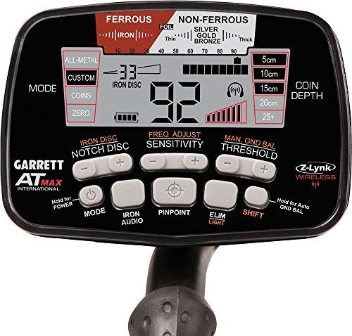 GarreTT AT MAX - Detector de metales