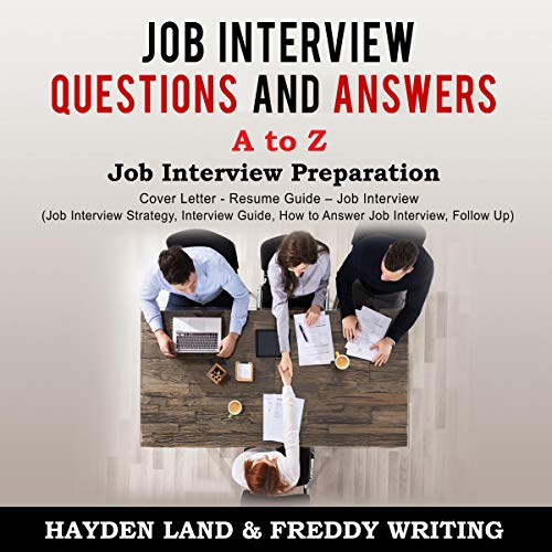 Job Interview Questions and Answers cover art
