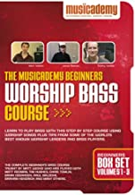 The Musicademy Beginners Worship Bass Course