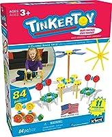 Tinkertoy 小さな組み立てセット 56607