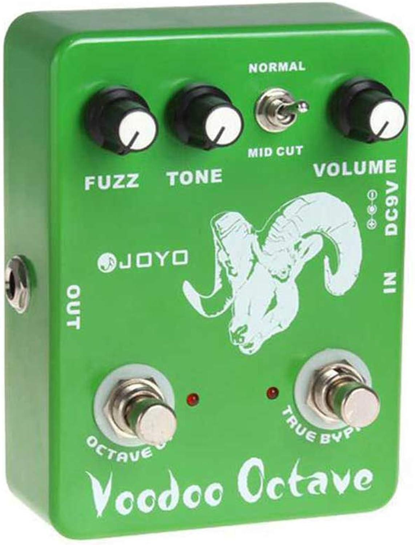 DSstyles JOYO JF-12 Voodoo Octave Guitar Pedal Electric Guitar Effects
