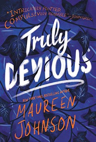 Truly Devious: Maureen Johnson: 1