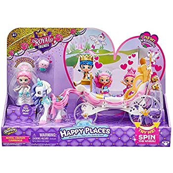 Shopkins Happy Places Royal Wedding Carriage | Shopkin.Toys - Image 1