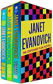 Janet Evanovich Boxed Set 4 (10, 11, 12): Ten Big Ones, Eleven on Top, and Twelve Sharp (Stephanie Plum Novels)
