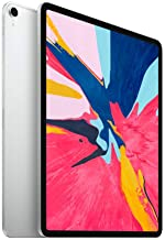 Apple iPad Pro (12.9-inch, Wi-Fi, 256GB) - Silver (2018) (Renewed)