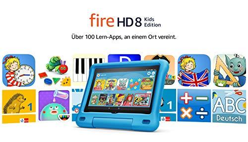 Amazon Fire HD 8 – Kinder-Tablet – Kids Edition (2020) – 8 Zoll, 32 GB - 17