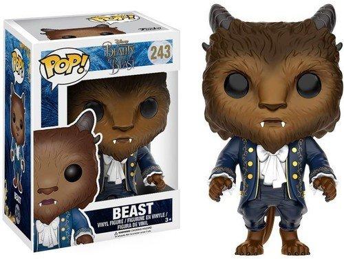 Funko - Beast figura de vinilo, colección de POP, seria Beauty & The Beast 2017 (12318)