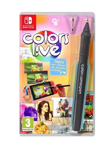 Colors Live (con SonarPen)