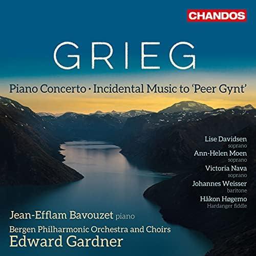 Edward Gardner, Bergen Philharmonic Orchestra, Lise Davidsen, Ann-Helen Moen, Victoria Nava, Johannes Weisser & Jean-Efflam Bavouzet