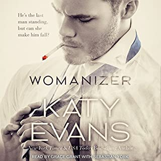 Womanizer     Callan's Story              Auteur(s):                                                                                                                                 Katy Evans                               Narrateur(s):                                                                                                                                 Grace Grant,                                                                                        Sebastian York                      Durée: 6 h et 45 min     1 évaluation     Au global 5,0
