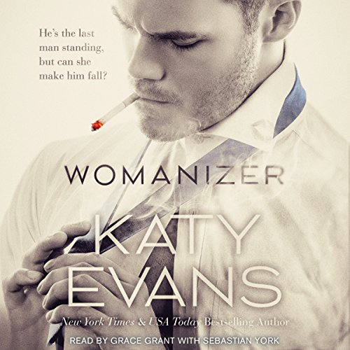 Womanizer Audiobook By Katy Evans cover art