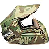 Paintball Mask Mi7 Valken Sly Annex Mi-7 Thermal Paintball Mask / Goggles - Camo Woodland