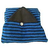 Bolso de tabla de surf Cubierta protectora del bolso protector de la bolsa de surfwaugh de la caja fuerte del calcetín de la tabla de surf para los accesorios de la caja fuerte de longboard Calcetín d