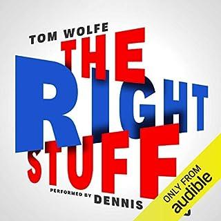 Page de couverture de The Right Stuff