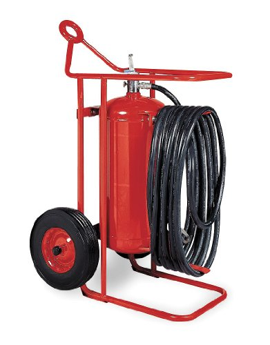 Kidde Proplus150mp Wheeled Fire Extinguisher,150 Lb.,50 Ft
