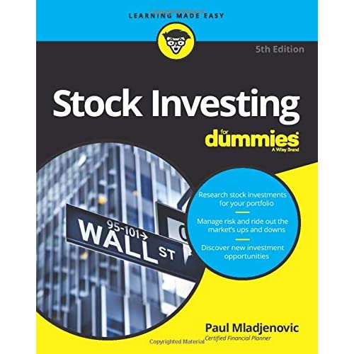 Stock Investing For Dummies (For Dummies (Business & Personal Finance))