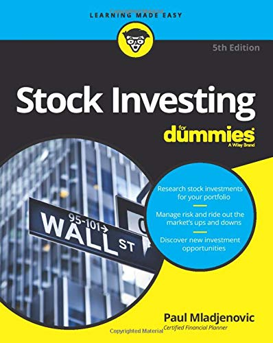Stock Investing For Dummies, 5th Edition (For Dummies (Business & Personal Finance))