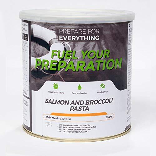 Fuel Your Preparation Lachs- und Brokkoli-Nudeldose gefriergetrocknet