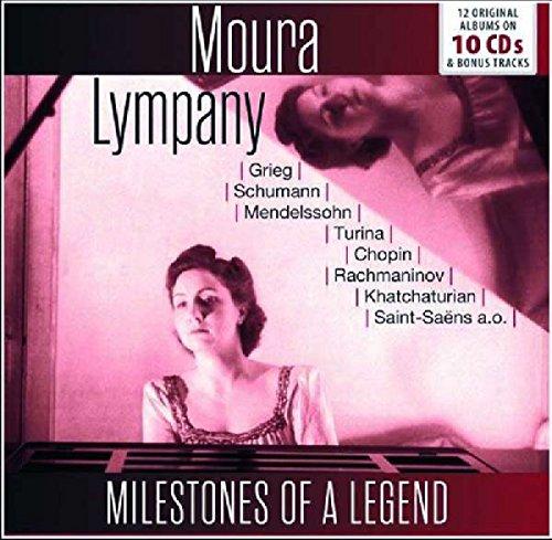 Milestones of a Legend - Moura Lympany