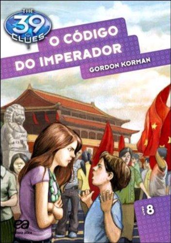O Código do Imperador - Volume 8. Coleção The 39 Clues