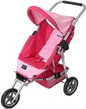 Valco Baby Just Like Mum Mini Marathon Doll Pram/Stroller Toy Kid/Children Pink