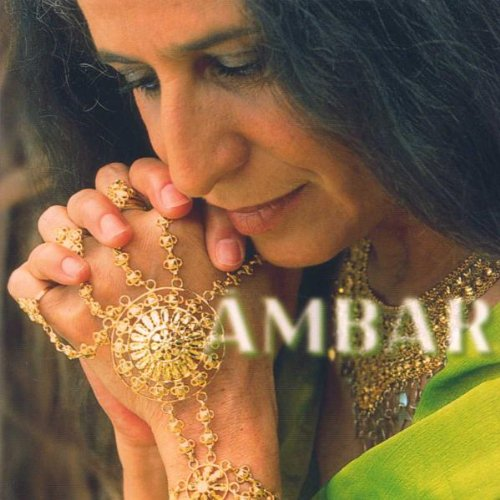 Ambar [Audio CD] Bethania, Maria