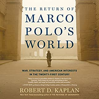 The Return of Marco Polo's World cover art