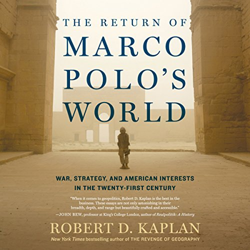The Return of Marco Polo's World audiobook cover art