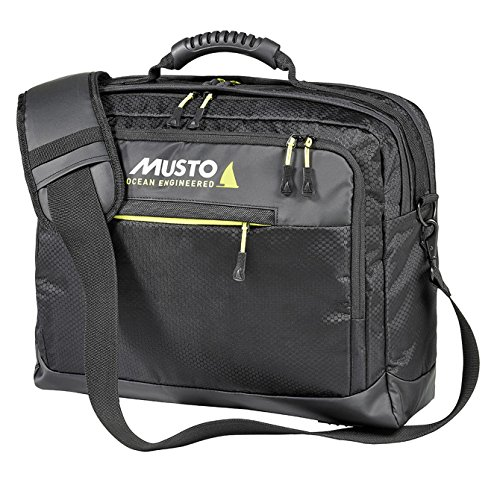 Musto Essential Navigators Case Black - Leichtgewicht