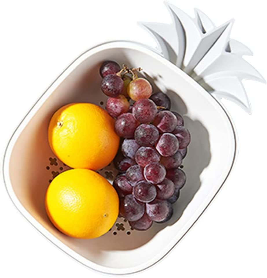 Colanders Kitchen Outlet sale feature Hanging Basket Vegetable Strai Discount mail order Strainers Fruit