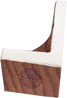 ختم خشبي للطباعة بالحروف الاحرف TN, خشب, بني, TNtag012