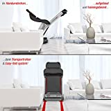 Zoom IMG-1 sportstech tapis roulant professionale f50