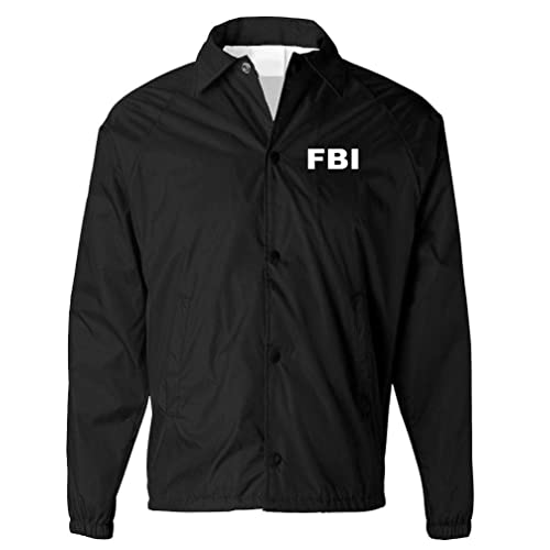 911c8cdf3 FBI Jacket: Amazon.com