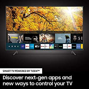 SAMSUNG Q60T Series 55-inch Class QLED Smart TV   4K, UHD Dual LED Quantum HDR   Alexa Built-in   QN55Q60TAFXZA, 2020 Model