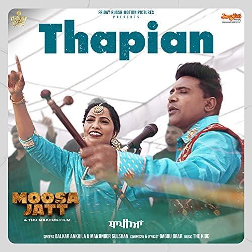 "Thapian ( From ""Moosa Jatt"")"