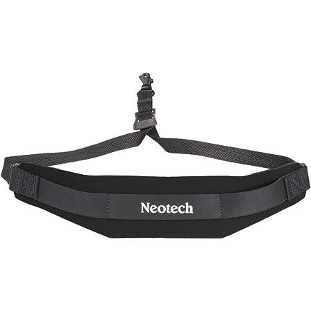 Neotech Saxophone Strap Regular Swivel Hook, Black (1901162)