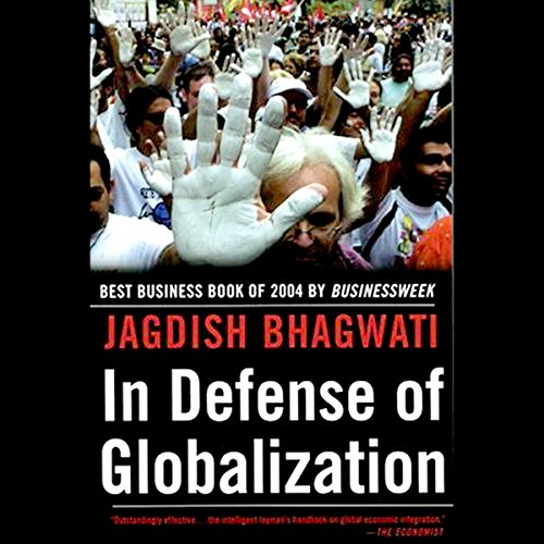 In Defense of Globalization audiobook cover art