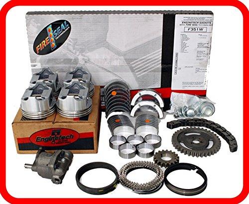 Engine Rebuild Overhaul Kit FITS: 1994-1997 Chevrolet GMC 2.2L 2200 OHV L4 LN2 S10 Sonoma