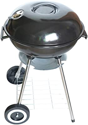 Amazon.com: Weber 14501001 Master-Touch Charcoal Grill, 22 ...