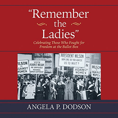 Remember the Ladies audiobook cover art