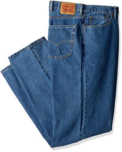 Levi's Herren 550 Relaxed-fit Jeans, medium Stonewash, 36W / 32L