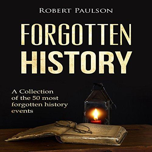 Forgotten History Titelbild