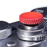 Botón de liberación suave para cámara VKO compatible con Fuji Fujifilm X-T4 X-T30 X-T20 X-T3 X-T2...
