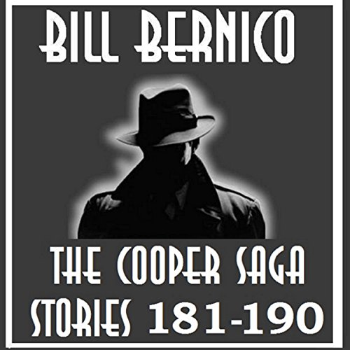 The Cooper Saga 19 (Stories 181-190) audiobook cover art