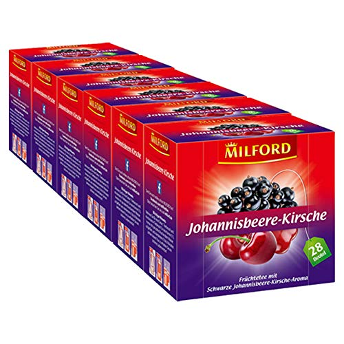 Milford Johannisbeere-Kirsche 6er Pack
