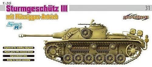 1 35 German III Nr Sturmgewehr G Typ Fluessiggas Kraftstoff betriebene Fahrzeuge