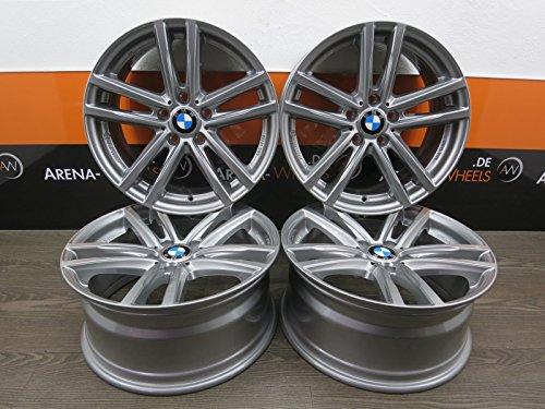 BMW 1er E82 E87 F20 F21 2er F22 3er E46 E36 Z3 Z4 E85 16 Zoll Alufelgen NEU